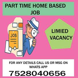 wanted genuine Part time home jobs