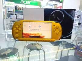 PSP SLIM 3000 GOLD 16 GB FULL GAME