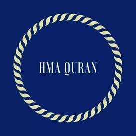 SUBSCRIBE HMA Quran YouTube Channel