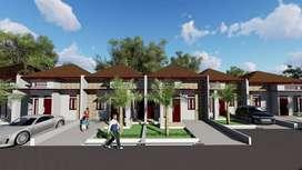 Wirokerten Residence, Konstruksi Garap Sendiri, Free Gambar Kerja, har