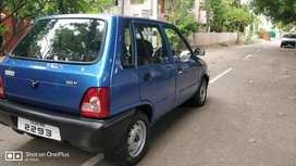 Maruti Suzuki 800 AC Uniq, 2007, Petrol