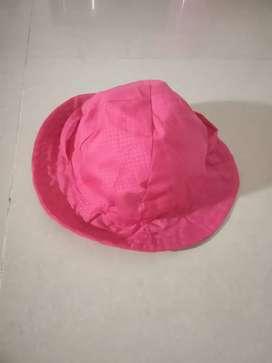 Topi untuk berjemur