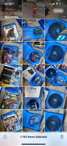 SALE KASET PS4 (BD)