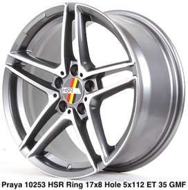 zephyrracing plaju hsr ring16x7 hole5x112 smg