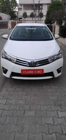 Toyota Corolla Altis 1.8 G CVT, 2015, Petrol