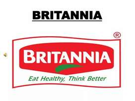 Urgently required Britannia biscuit company packaging post job