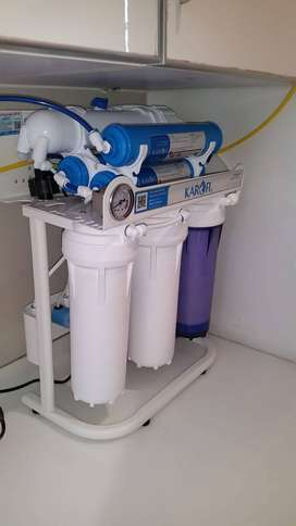 Domestic RO Water Filter Seven Stages Karofi Vietnam