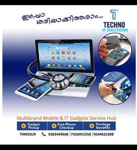 All brand mobile phone,Laptop,Ac,Tv service center