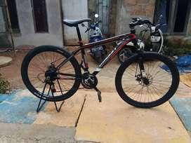 Sepeda MTB odessy ukuran 26