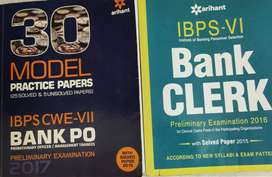 Both book for Bank preparation