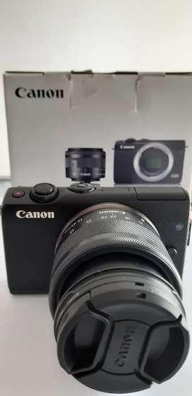 Canon EOS M100 Milik Pribadi