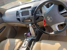Toyota Fortuner Diesel Well Maintained