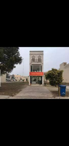 Plaza in commercial area for sale only in 1,230000