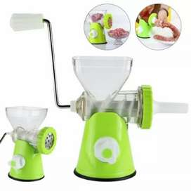 MEAT MINCER MADE IN DUBAI 2-BLADES