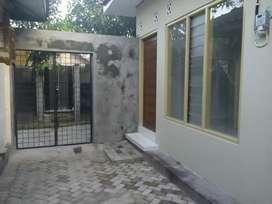 Rumah kontrakan petak murah meriah khusus keluarga Muslim