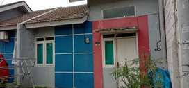 Rumah subsidi Panongan over kredit