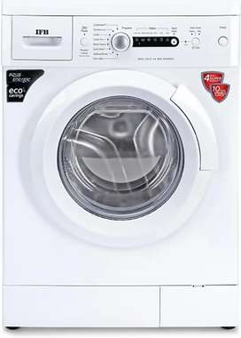 IFB washing machine fully automatic 6kgs  not open and installed