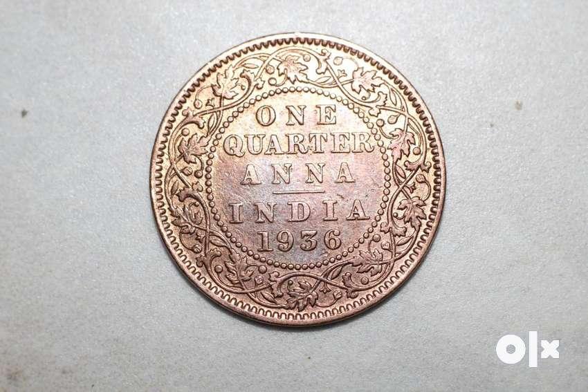 British India Copper coin 0