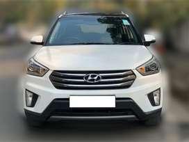 Hyundai Creta 1.6 SX (O), 2016, Petrol
