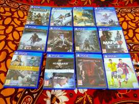 12 Ps4 Games