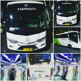 Jual bus medium isuzu nqr 71