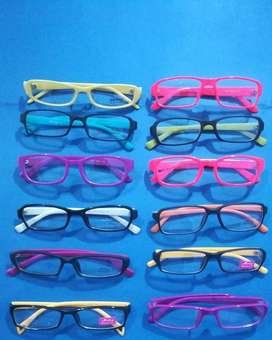 BUNDLE OF 12 PIECES TR EYE GLASSES FRAMES