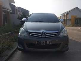 Toyota Innova 2.0 G AT 2010 Dp 6jt ajalah