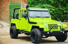 nahar modified jeep