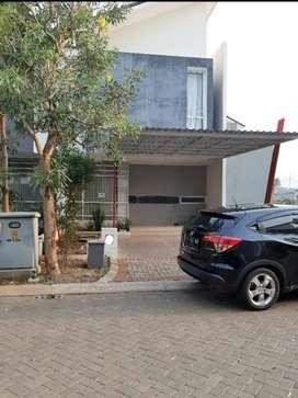 Rumah disewakan  minimalis di Bintaro Jaya, Tangerang Selatan