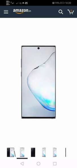 Want to sell totally sealed pack samsung galaxy note 10+ Urgently