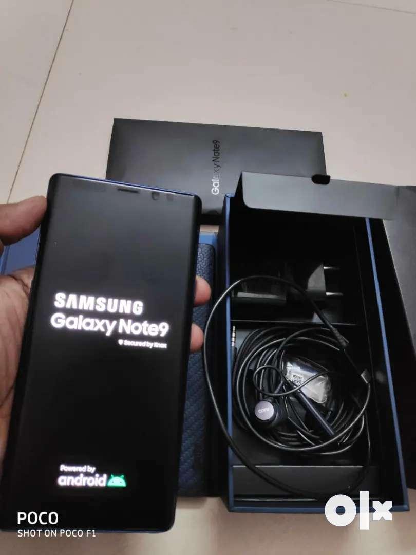 Samsung note 9 0