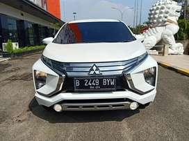 Mitsubishi Xpander Sport AT 2019 Putih. Tdp 29jt