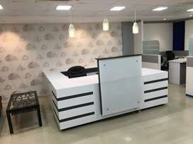 Furnished office for rent at chinerperk near C,c 2 Redy to move office