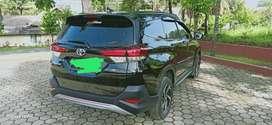 Dijual Toyota Allnew Rush TRD th 2018, BA  harga 223 JT nego ditempat