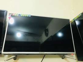 70inch Android+smart box back new model led TV with warranty offer