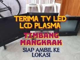 Terima tv led lcd plasma Segala kondisi Daripada nganggur