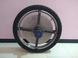Mechanical Engineering project on Gyrowheel
