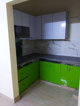 2 BHK builder floor flat available for sale in ashok vatika , khanpur