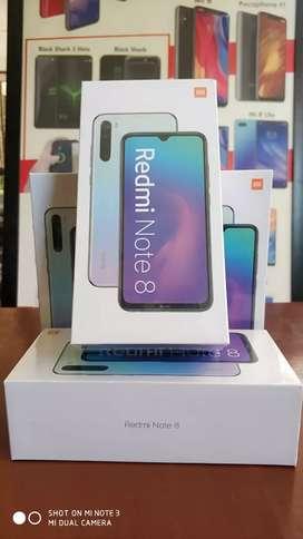 New REDMI NOTE 8 4/64Gb Grs RESMI