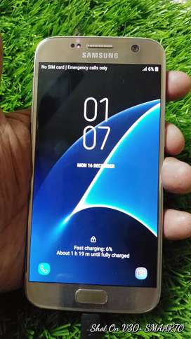 Samsung Galaxy S7 FIXED PRICE Supermint Condition