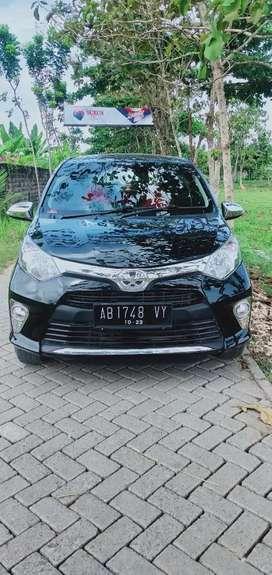 Dijual Toyota Calya G manual th 2018