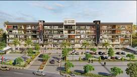 Commercial Showrooms for Sale in uptown insignia, Zirakpur