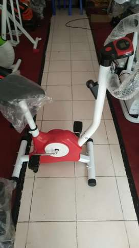 Mini bike fitness bisa kredit