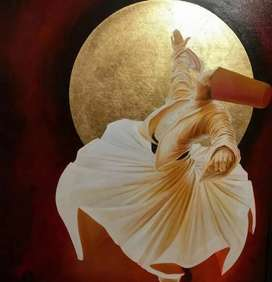Sufism painting