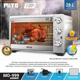 Oven MITO MO999 TOP NEW! 28LITER