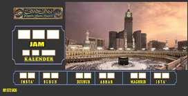 Jam masjid digital abadi