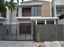 Rumah Baru di Cempaka Putih Tengah, Cempaka Putih, Jakarta Pusat