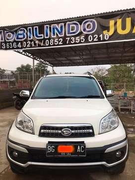 KM 30000 an!! Daihatsu Terios TX ADV 2014 M/T , ( rush )