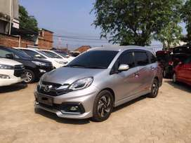Mobilio 1.5 RS 2014 manual plat BH Terawat