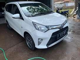 Toyota cayla G 2019 masih gress